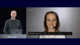 مایکروسافت از نسخه مترجم آنلاین برای اسکایپ رو نمایی کرد