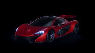 معرفی مدل جدید سوپر اسپورت مکلارن پی وان (McLaren P1)