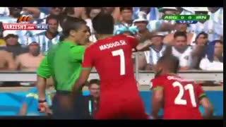 کلیپ تیم ملی ایران جام جهانی 2014 (احسان خواجه امیری)
