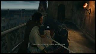 ناراحت کننده ترین قسمت assassin creed unity