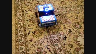 روبات ماشین نما
