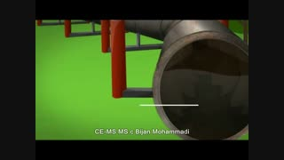 Cathodic protection of pipelines/حفاظت کاتدیک در خطوط لوله