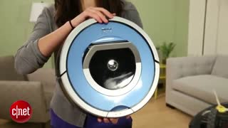 رباتی که خانه ی شما را تمیز می کند