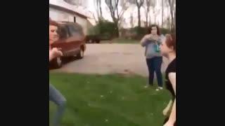 دعوای زنان با هم