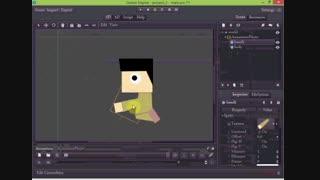 Godot Engine_003_Simple Animation