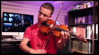 Love You Like A Love Song - Violin