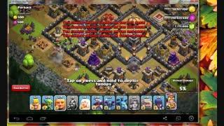 بازی Clash of Clans - الماس بی نهایت - حالت حمله آنلاین