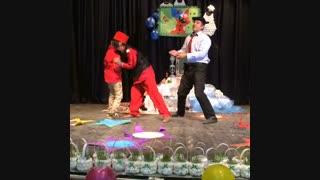 جشن نوروز 94- اجرای نمایش برای کودکان