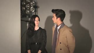 ویدیو تبلیغ کیم سوهیون وkaya scodelario