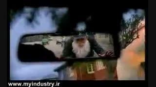 تبلیغی که کوکاکولا در کریسمس 2008 پخش کرد