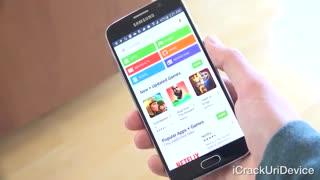 مقاومت سرسختانه Galaxy S6 در زیر چرخ های ماشین!