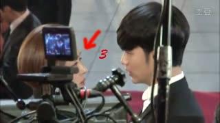 پشت صحنه سریال کره ای تو از کدوم ستاره اومدی