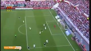 رئال مادرید 3-2سویا