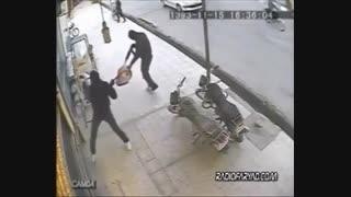 سرقت طلا فروشی به سبک هالیوودی