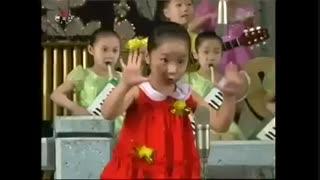 کلیپی جالب و زیبا از کنسرت بچههای کرهای