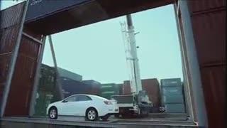 ماشینی که 11 تن را تحمل کرد؟؟؟؟؟؟؟