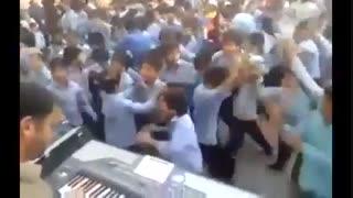 رقص روز معلم در مدرسه ابتدایی