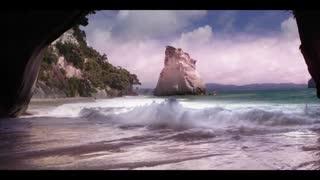 طبیعت بی کران نیوزلند