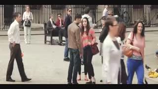 دوربین مخفی: تفاوت رفتار مردم در قبال مردان نسبت به زنان (تاثیر فمینیسم بر جامعه)(خشونت زنان علیه مردان)