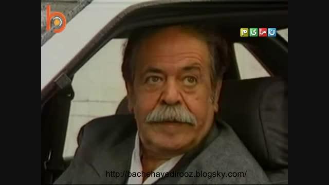 پدر سالار و محمد علی کشاورز در نقش اسدالله خان