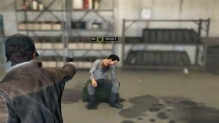 کشتن موریس در بازی WATCH _DOGS