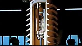 نمای داخلی بریکر قدرت(کلید خطوط انتقال برق)