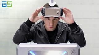 همکاری سامسونگ با مسی برای معرفی هدست واقعیت مجازی خود!