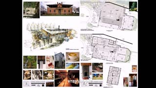 پروژه پایان نامه معماری رساله مصلا اتوکد Mosala