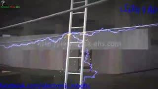 عوامل بروز برق گرفتگی در حین کار
