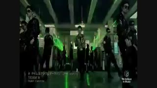 TEAM H-cant stop(jap ver)
