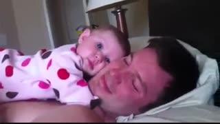 انس و نزدیکی فرزند با پدر