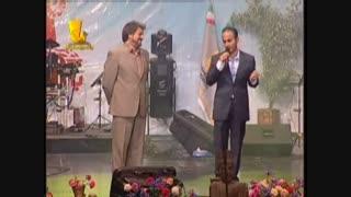 خنده دار ترین و باحال ترین شوخی های محمود شهریاری و حسن ریوندی