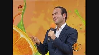 شوخی و کل کل خنده دار و سرگرم کننده حسن ریوندی و علی ضیاء