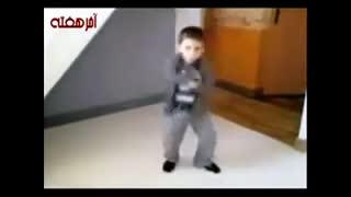 به این میگن رقاص حرفه ای