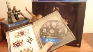 The Order:1886 Premium & Collectors Edition Persian Unboxing