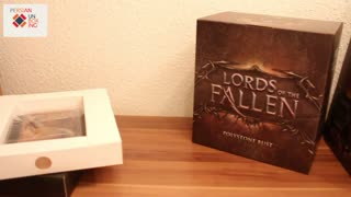 The Lords of the Fallen:Collectors Edition Unboxing