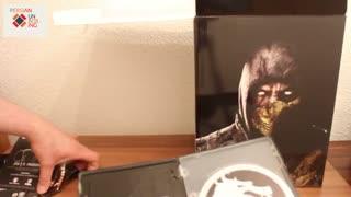 Mortal Kombat X:Kollectors Edition Persian Unboxing