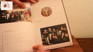 Final Fantasy Type-O HD:Collectors Edition Persian Unboxing