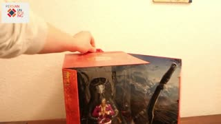 Farcry 4:Ultimate Kyrat Edition Persian Unboxing