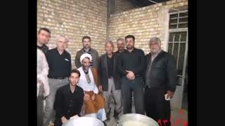 کلیپ پخت نهار عاشورا تاسوعا نکوآباد و حسن آباد1393