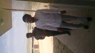 بازدیددانشجویان جهادی  از دهیاری خسرو شیرین (شهرستان آباده)