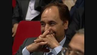 جوک های خنده دار و استند آپ کمدی حسن ریوندی در تالار کشور