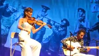 ویولن از کاتیا ایلنی - Trio; in Jerusalem 2014