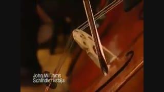 موزیک بسیاز زیبای فهرست شیلدر با اجرای کاتیا ایلنی - Schindler's List