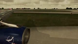 پرواز ایرباس A320 هواپیمایی سوریه از فرودگاه هیثرو لندن