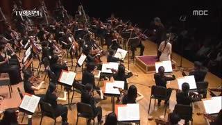 ویولن از کلارا جومی کانگ - اجرای ویولن کنسرتو از بتهوون