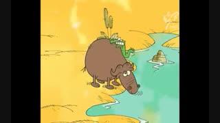 کارتون حیات وحش-کروکدویلها