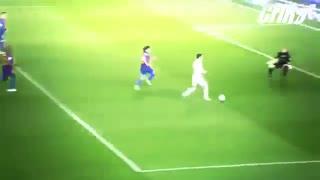 12 گل سلطان رونالدو به بارسلونا با اهنگ زیبا HD