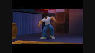 فیلم بازی جکی چان پلی استیشن 1