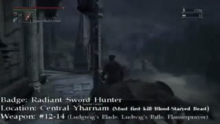 BloodBorne All Weapons locations